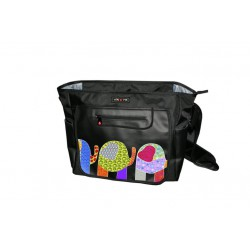 Bolso silla de paseo City Elephants de Tris&Ton