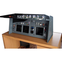 737NG SINGLE SEAT TRAINER  DESKTOP ETHERNET – GOLD LINE