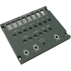 ASP FRONT PANEL